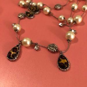 Vintage Betsey johnson necklace